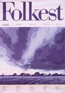 Locandina Folkest 1989