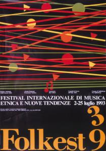 Locandina Folkest 1993