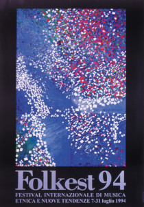 Locandina Folkest 1994