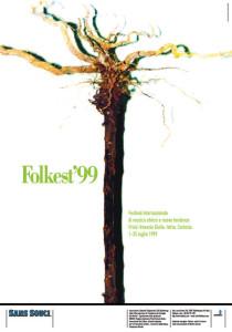 Locandina Folkest 1999