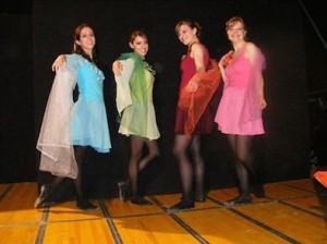 Gan Ainm Irish Dancers
