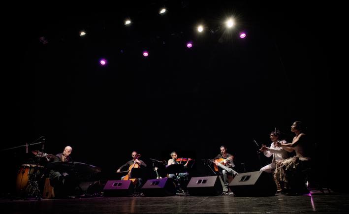 Flamenco Tango Neapolis copia