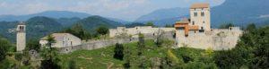 Castello di San Pietro di Ragogna. (Ragogna 14/07/12)