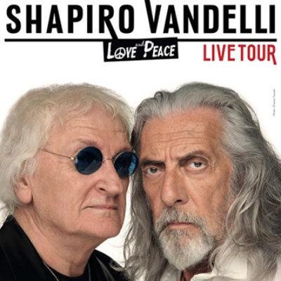 Shapiro vandelli peace and love -concerto udine