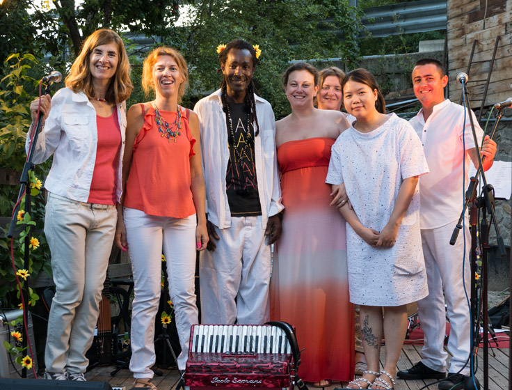 Ensemble Du Sud - Folkest 2019