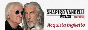 biglietti Shapiro Vandelli Udine folkest