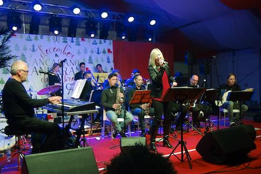 Robert Vatovec Big Band Capodostria Folkest 2021