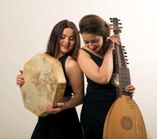 Duo Hana & Saria Convertino Folkest 2021