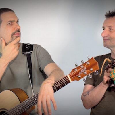 Michele Pirona & Stefano Andreutti Romans d'Isonzo Folkest2021