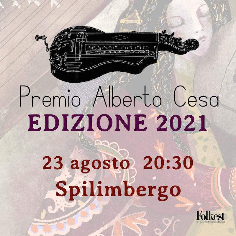 Premio Cesa Spilimbergo Folkest2021